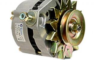 Как снять генератор на ВАЗ 2107?