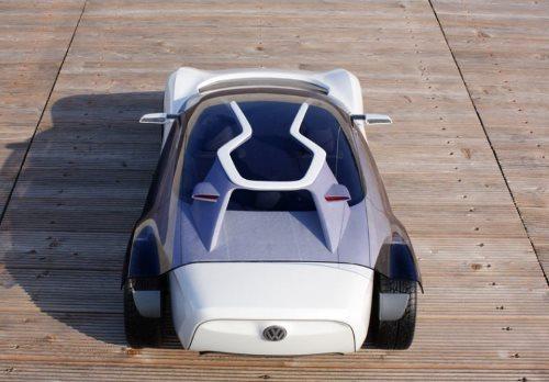 volkswagen viseo описание и фото По замыслу автора концепт это прообраз динамичного электромобиля будущего итоговая дипломная работа Марка в Брауншвейгском университете Искусств