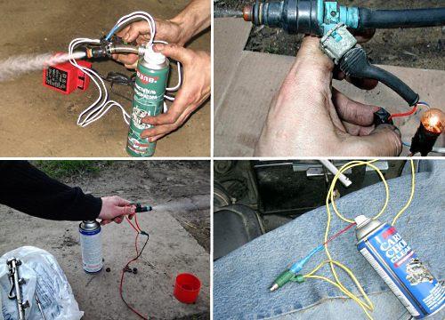 Промывка инжектора без снятия своими руками 110