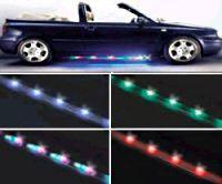 Неоновая подсветка автомобиля