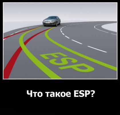 Что такое ESP