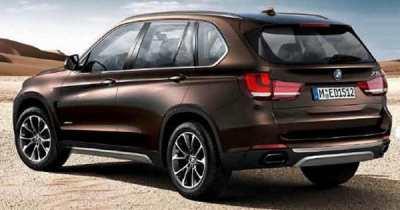 Новый BMW X5 2013