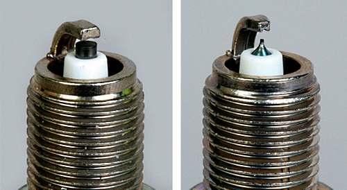 Платиновые или иридиевые свечи зажигания