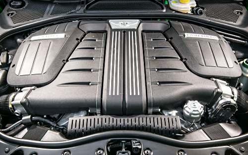 Технические характеристики Bentley Continental GT Speed