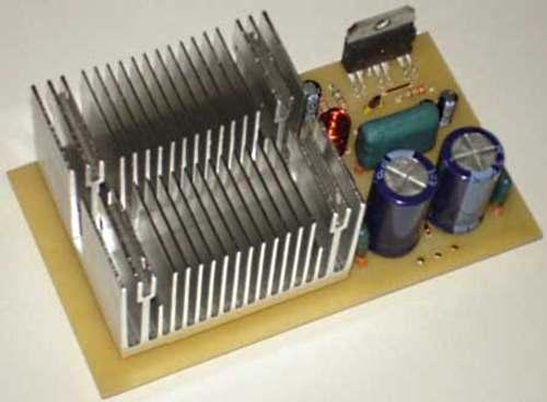 Радиатор для резистора своими руками 45
