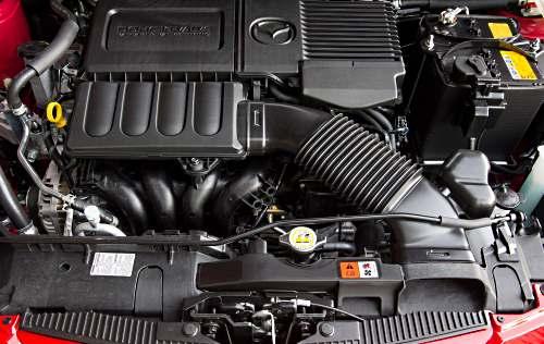 Технические характеристики Mazda 2 2014