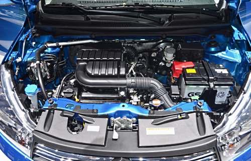Технические характеристики Suzuki Celerio