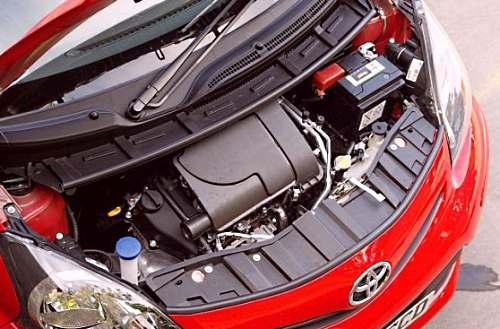Технические характеристики Toyota Aygo