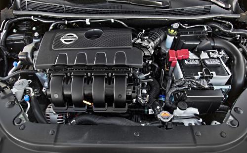 Технические характеристики Nissan Sentra 2014
