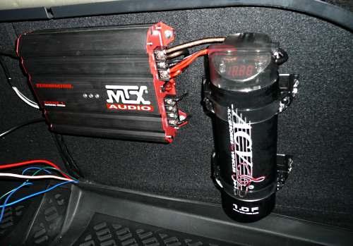 Особенности установки конденсатора для автомобиля