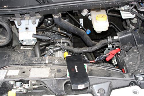 автомобильный бустер ParkCity GP12