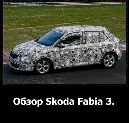 Skoda Fabia 2014