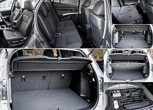 Технические характеристики Suzuki New SX4