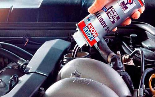 Как промыть двигатель при замене масла