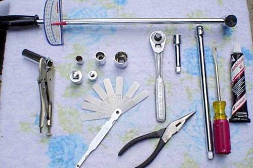 Инструмент для регулировки клапанов