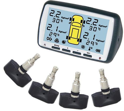 Система прямого контроля давления шин