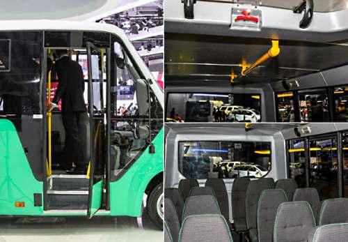 Описание автобуса Газель-Next