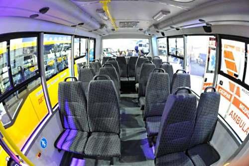 Газель-Next автобус