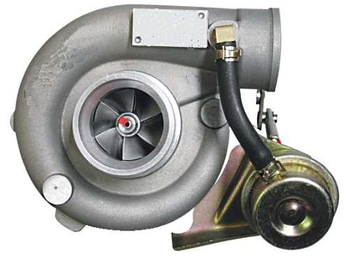 Что такое турбированный двигатель