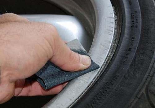 Как покрасить литые диски своими руками
