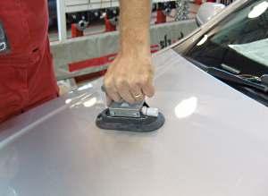 Кузовной ремонт вмятин на кузове