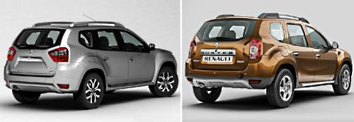 Nissan Terrano или Renault Duster
