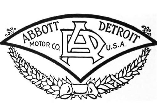 по производству люксовых автомобилей. Ее логотип – стилизованное  изображение фамилии основателя (Чарльза Эббота) и места основания (г.  Детройт 49838f1f66d93
