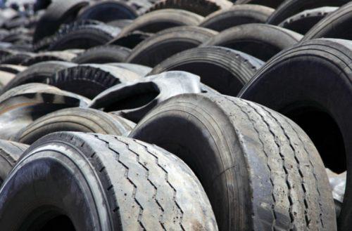 Куда деть старые шины? — адреса пунктов приемов