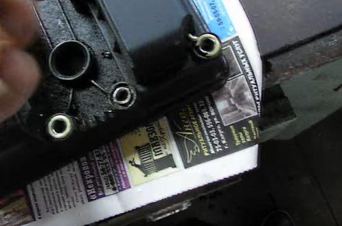 Замена прокладки клапанной крышки Шевроле Лачетти - 1