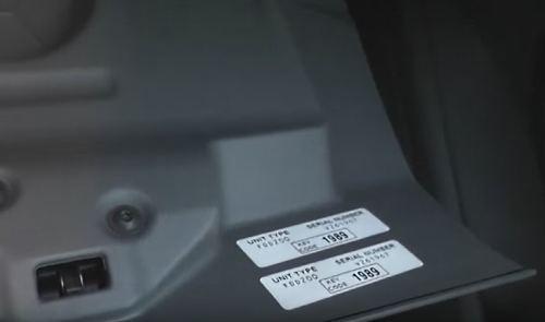 Как узнать код магнитолы Форд Фокус 2?